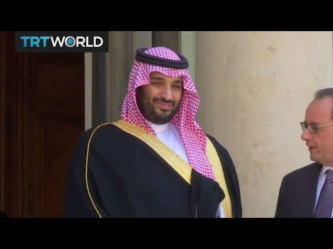 Saudi's New Crown Prince: Interview with political commentator Salman al Ansari