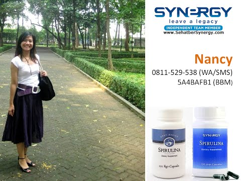 Agen Spirulina Synergy Cilegon | 0811-529-538 | Nancy
