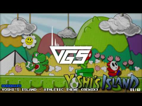Yoshi's Island - Athletic Theme [VGS Release]