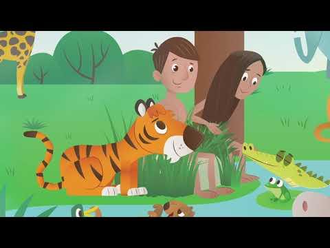 Pâques - La Bible App pour les enfants