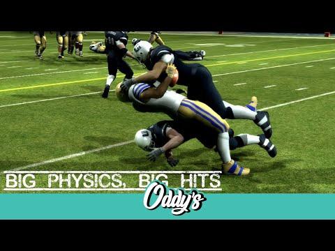 Big Physics, Big Hits: Backbreaker Football