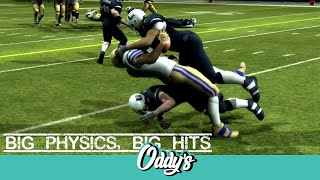 Big Physics, Big Hits: Backbreaker Football