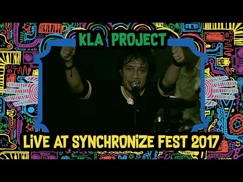 KLA Project Live At SynchronizeFest - 8 Oktober 2017