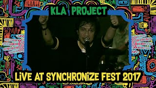 Download lagu KLA Project LIVE @ Synchronize Fest 2017