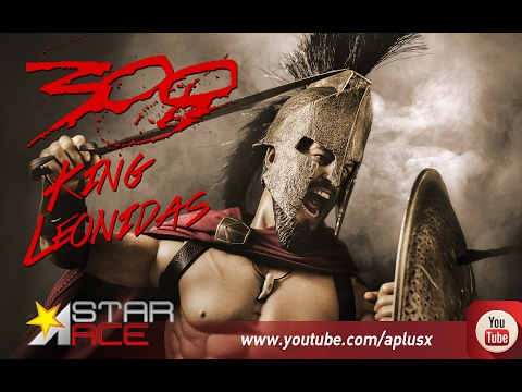 REVIEW : 300 King Leonidas (Star ace toys)