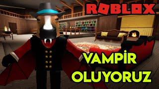 🧛 Vampir Oluyoruz 🧛 | The Vampire Diaries RP Mystic Falls | Roblox Türkçe