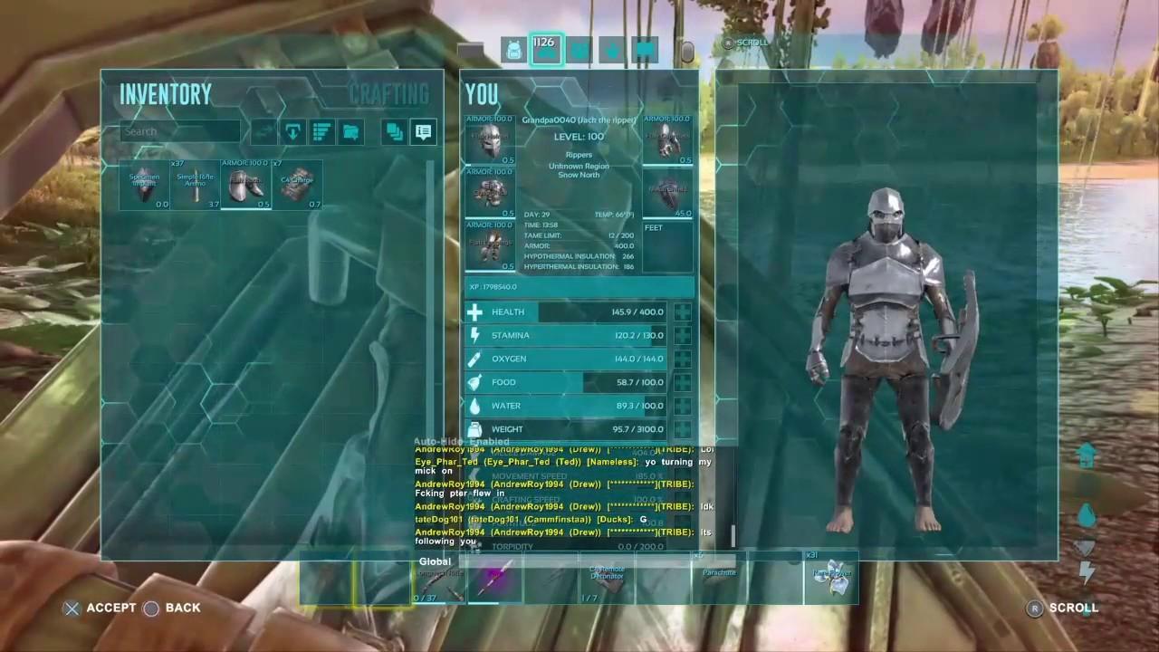Ark Survival Evolved /raid