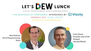 Let's DEW Lunch with Roku (May 11, 2020)