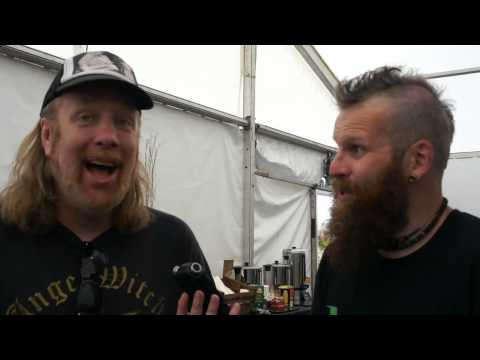 At The Gates Download Festival Interview 2015