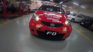 BYD F0 (F-zero) Race Car
