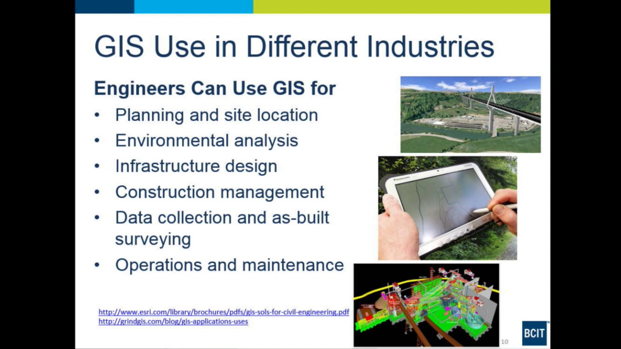 Gis Advanced Certificate Part Time Online Info Session Youtube