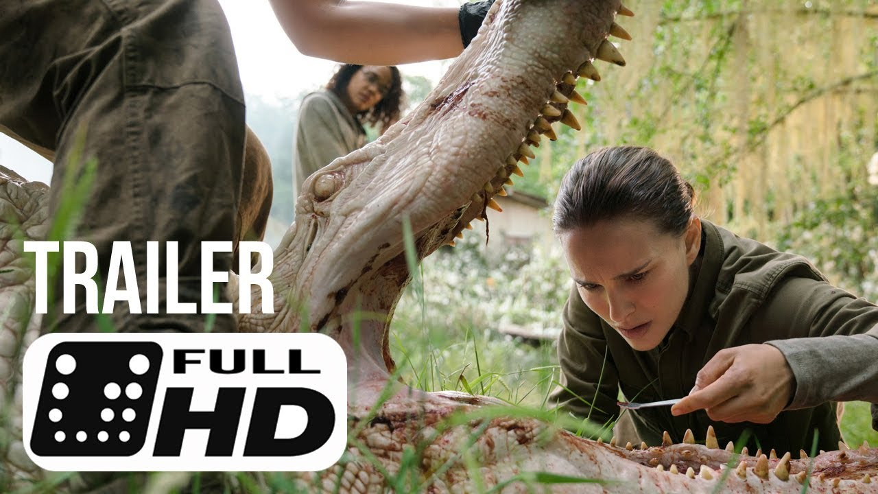 ANNIHILATION  4 Minute Extended Trailer 2018 Movie HD - YouTube