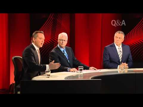 Q&A - The National Economic Debate