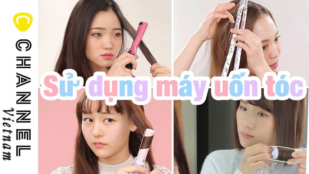 Cách sử dụng máy uốn tóc cho người mới bắt đầu 💖   Tổng hợp những kiểu tóc nữ đẹp mới nhất