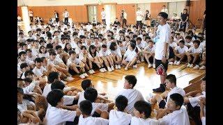 三代目JSB 山下健二郎 母校で夢の課外授業 http://www.tokyoheadline.co...