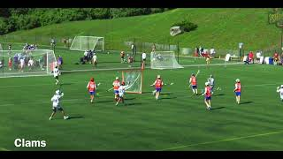 Brock Narciso (Class of 2023) 2021 Summer Lacrosse Highlights
