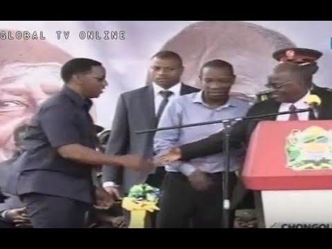 Tazama Ruge na Makonda Wakicheza Muziki Baada ya Kupatanishwa na Rais Magufuli