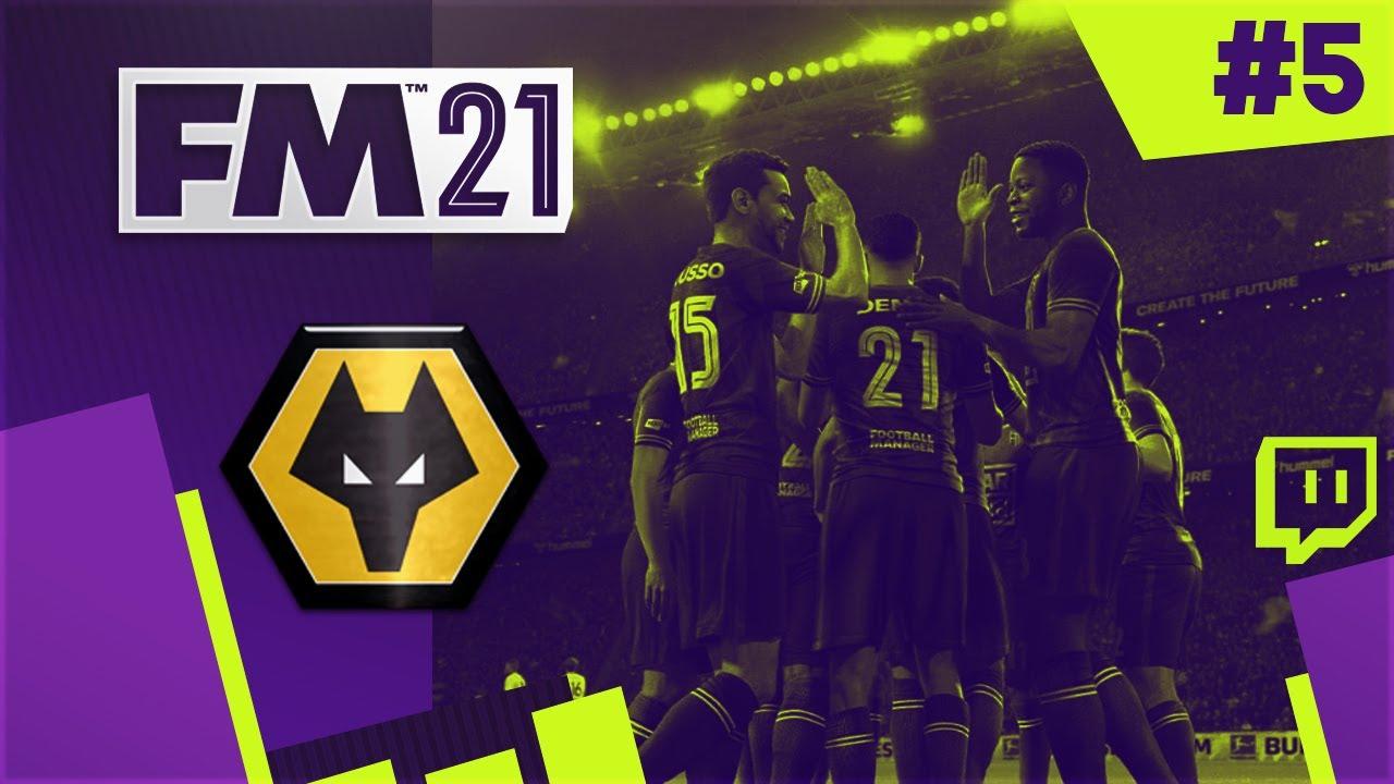 Best teams fm 21