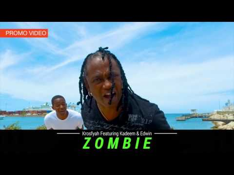 Krosfyah Feat. Edwin Yearwood & Kadeem - Zombie