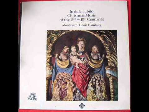 In dulci jubilo - Christmas Music of the 15th-18th Centuries