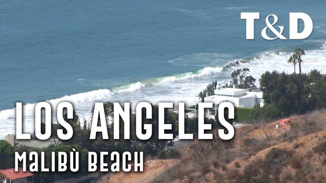 Los Angeles City Guide Malibu Beach Travel Discover