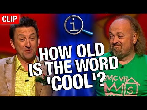 QI | The Word 'Cool'