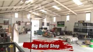 4 State Trucks home of the Chrome Shop Mafia Distribution Center, Catalog Sales Center & Shop Tours