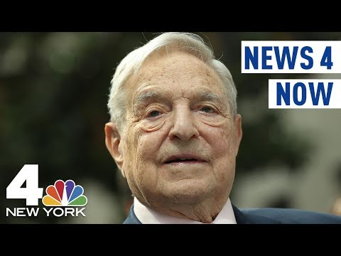 News 4 Now: Bomb Scare at George Soros' Home, Historic Mega Millions Jackpot