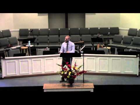 Grace Presbyterian Sermon July 12 2015