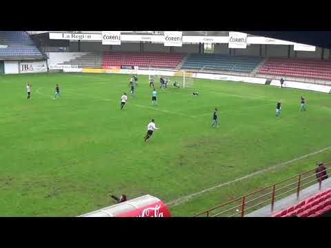 Goles Ourense CF 1 -1 CD Lugo b sábado 24 de noviembre de 2018