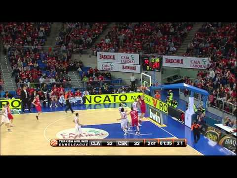 Dunk of the Night: Nemanja Bjelica, Caja Laboral Vitoria