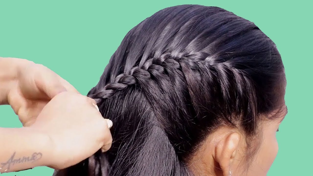 Quick & Easy Braided Hairstyles / Easy Hairstyles for Long Hair / Hair Style Girl
