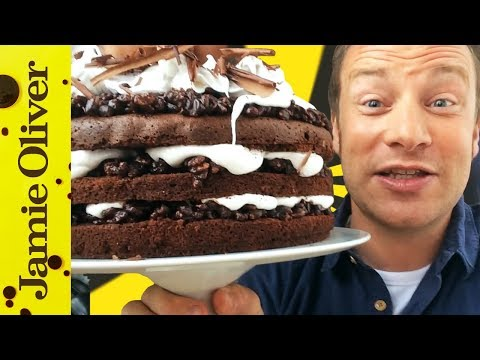 What's Jamie Eating Today? #21 | Chocolate Celebration Cake