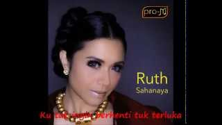 Ruth Sahanaya - Derita Kesayanganku - Official Lyric Video