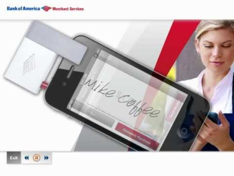 Mobile Pay - Bank of America Merchant Services