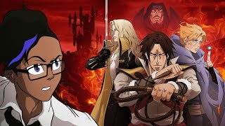 Castlevania Netflix & Why Anime is NOT a Brand