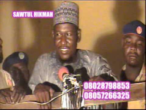 Download Sheikh Muhammad Kabiru Gombe (Aure Bautan Ubangiji)
