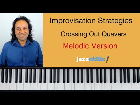 Crossing Out Quavers   Melodic