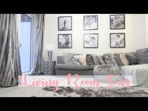 HOME TOUR | LIVING ROOM | Lucy Jessica Carter