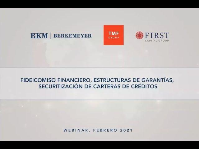 Webinar de BKM - Berkmeyer Paraguay (Video)