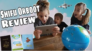 We had so much fun playing with the Shifu Orboot Globe and the augm...