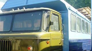 ГАЗ-66 медицинская служба