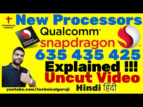 [Hindi] Qualcomm 625, 435, 425, X16 Explained | New Launches