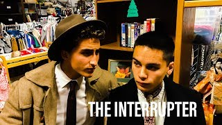 The Interrupter (Short Comedy/Suspense)