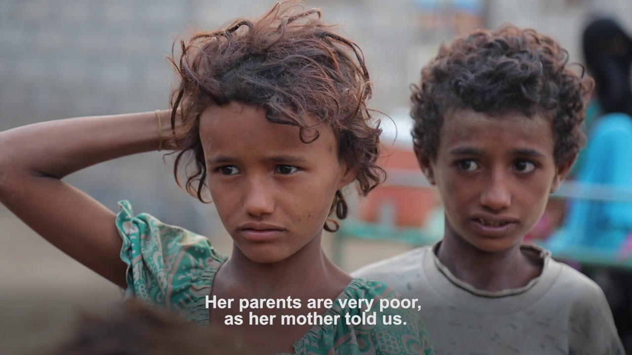 Just a reminder > Saba: A chance for survival in Yemen