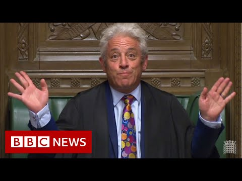 Five times the Speaker became the story - BBC News