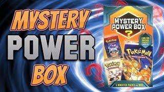 Pokemon Mystery Power Box Opening
