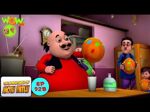 Motu Balloon | Motu Patlu in Hindi WITH...