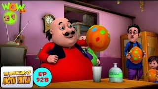 Motu Balloon | Motu Patlu in Hindi WITH ENGLISH, SPANISH & FRENCH SUBTITLES | As seen on Nick