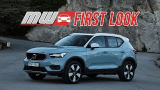 2019 Volvo Xc40 | First Drive